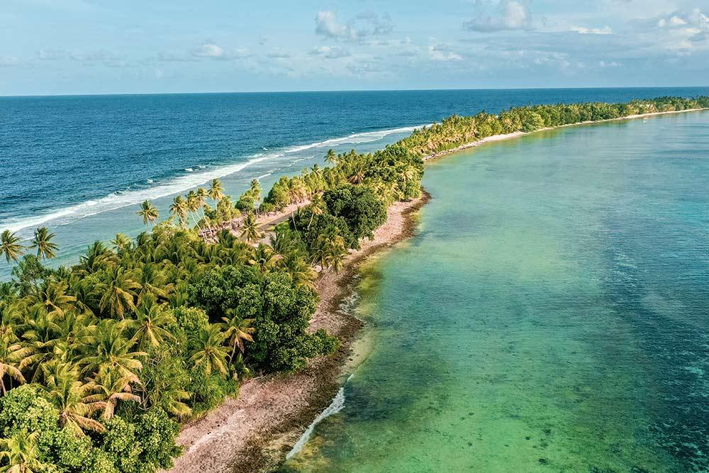 Тувалу - 26 км²