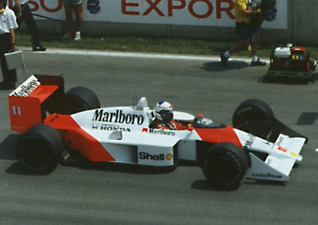 McLaren MP4/4 (1988)