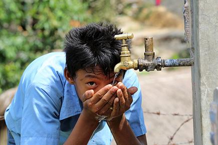 Пейте водопроводную воду (если это безопасно)