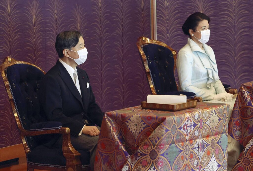 Принц Нарухито и принцесса Масако, 28 лет - Япония