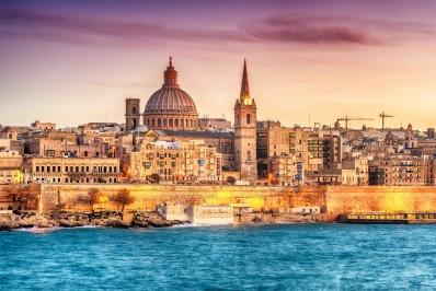 Мальта - 316 км²