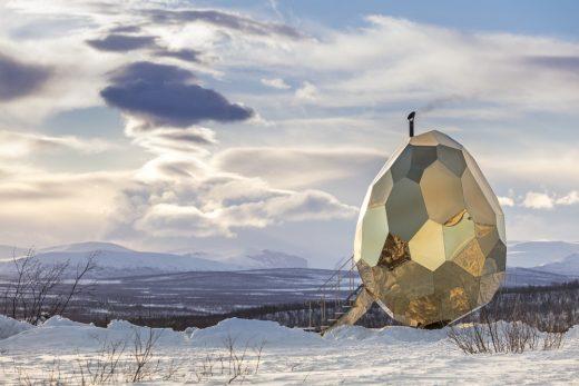 Баня-яйцо - Швеция