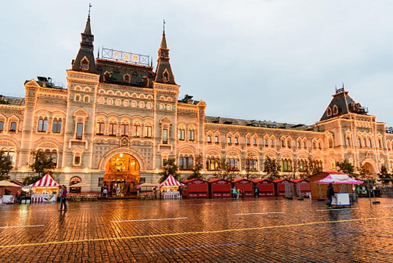 10 самых необычных торговых центров мира