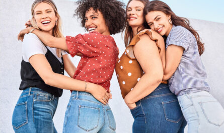Как джинсы завоевали весь мир