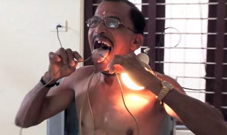 Самые отчаянные электрики на свете