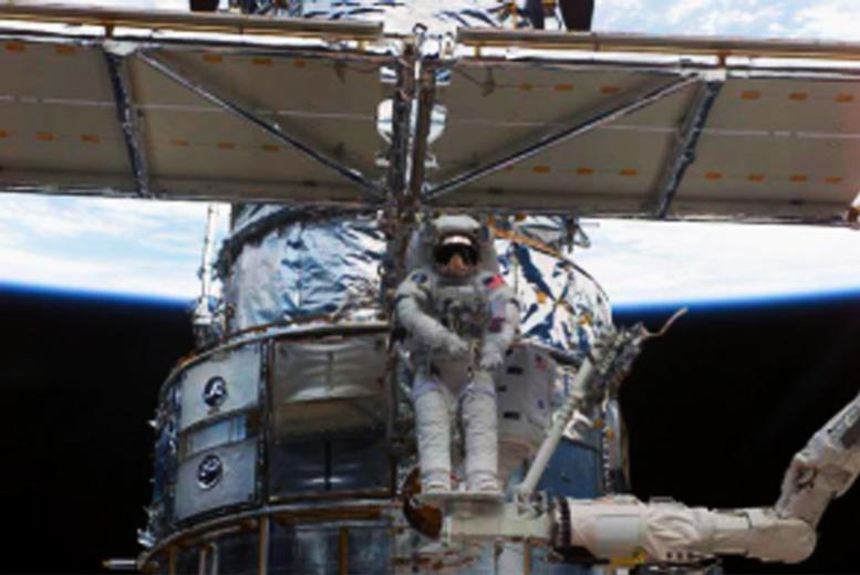 Электрики в космосе
