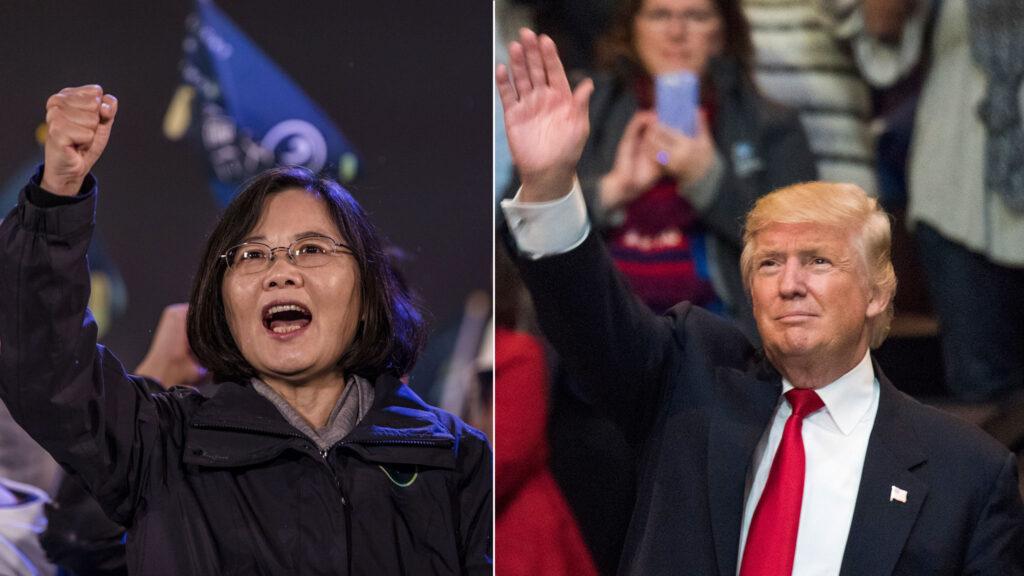Как последние администрации США относились к Тайваню?
