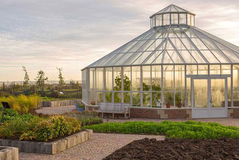 Самые лучшие зимние сады Великобритании