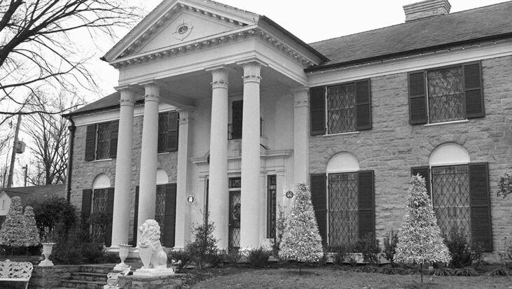 Грейсленд назван в честь одного из его первоначальных владельцев
