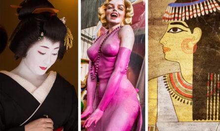 Как с годами менялись стандарты женской красоты?