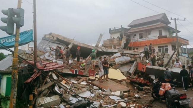 Людей убивает не землетрясение, а их дома
