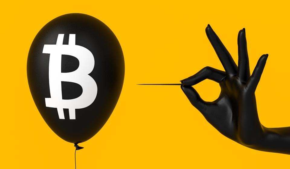 Миф: Криптовалютный пузырь вот-вот лопнет