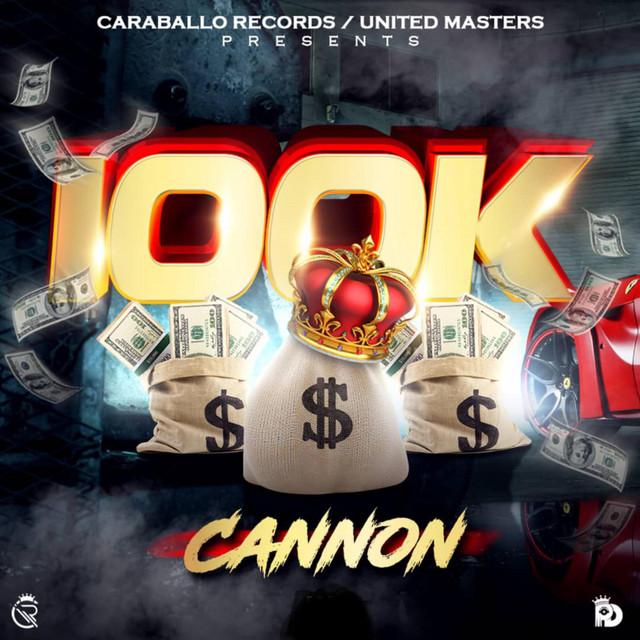 """""""100K"""" Cannon Caraballo"""