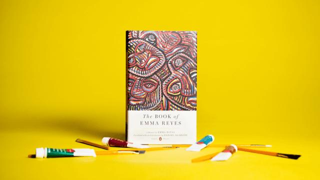 """""""Книга Эммы Рейес: Воспоминания"""" (2012), Эмма Рейес"""