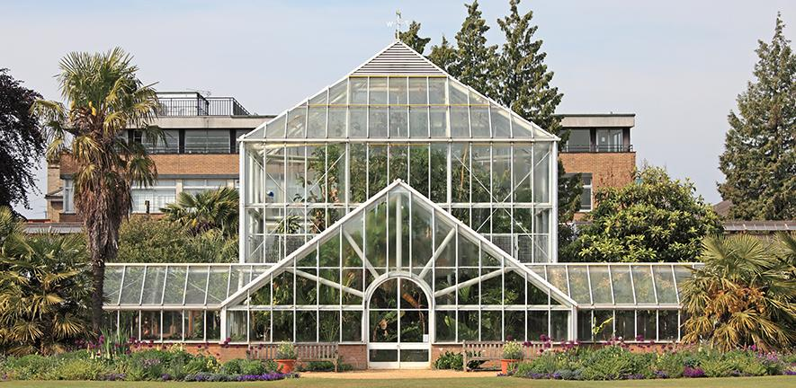 Кембриджский ботанический сад