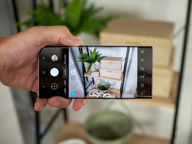 Смартфоны с самыми лучшими камерами