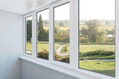 Выбор стекла и материала окна