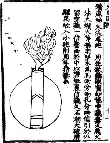 Фейерверки появились в Китае около 2000 лет назад