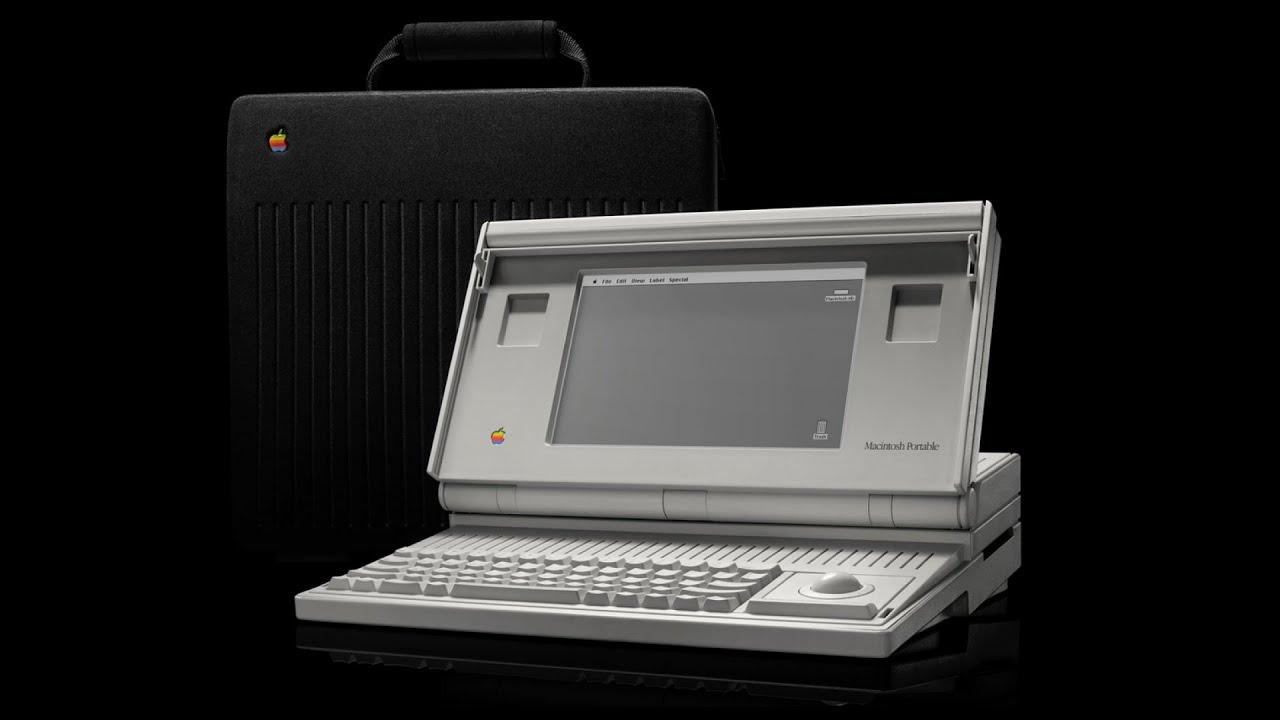 Первый ноутбук Apple потерпел неудачу