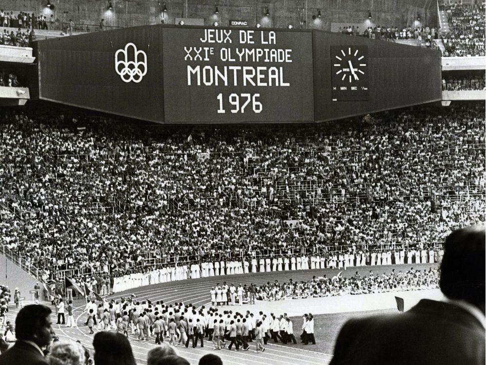 Монреаль - единственный город в Канаде, принимавший летние Олимпийские игры