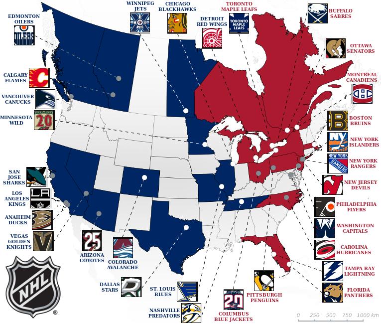 Национальная хоккейная лига (НХЛ)