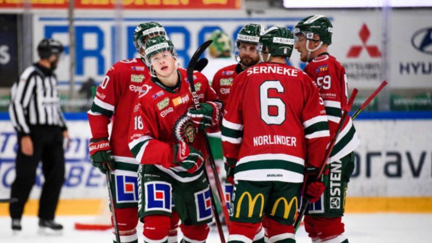 Шведская хоккейная лига (SHL)