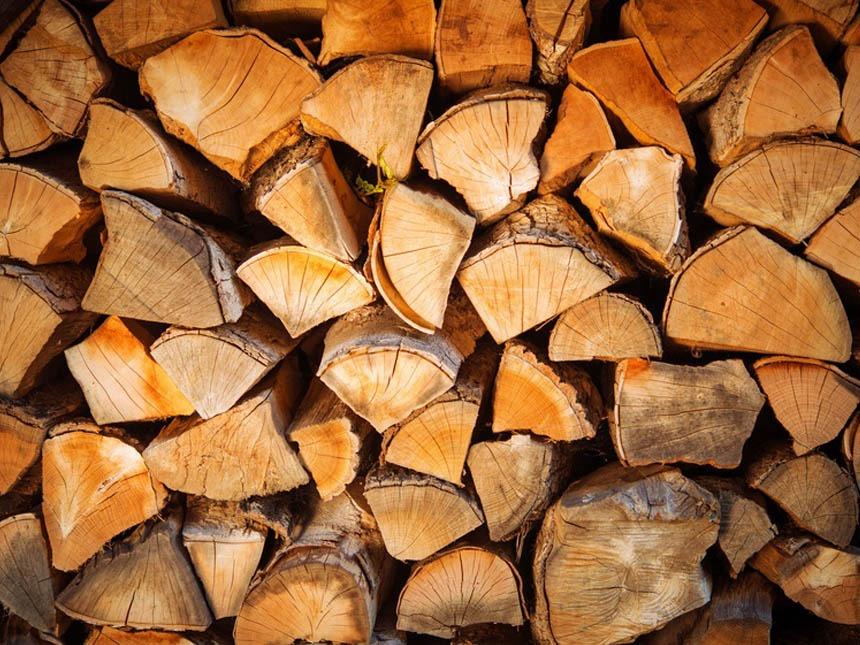 Убедитесь, что древесина сухая