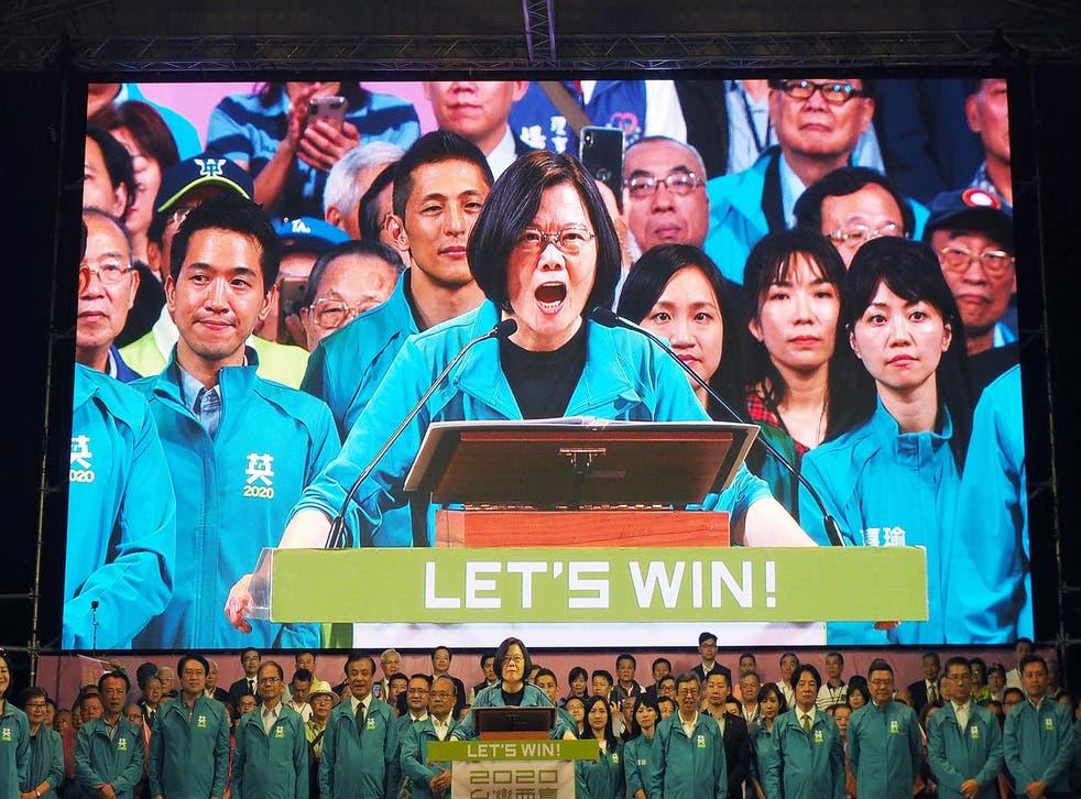 Подорвал ли Пекин демократию на Тайване?