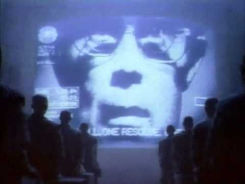 """Рекламный ролик """"1984"""" был снят режиссером Ридли Скоттом"""
