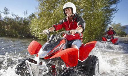 5 туристических направлений для любителей квадроциклов
