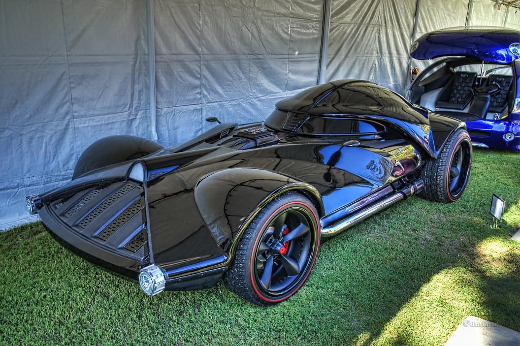 Hot Wheels производит настоящие автомобили с 2001 года