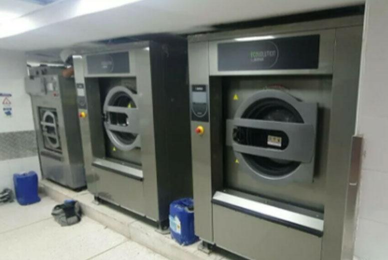 Чем промышленные стиральные машины лучше?