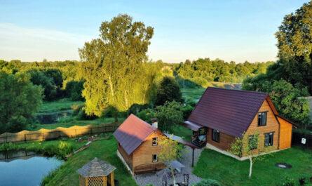 Что собой представлят отпуск на агроусадьбе в Минске?