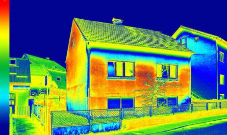 Как работают тепловизионные камеры?