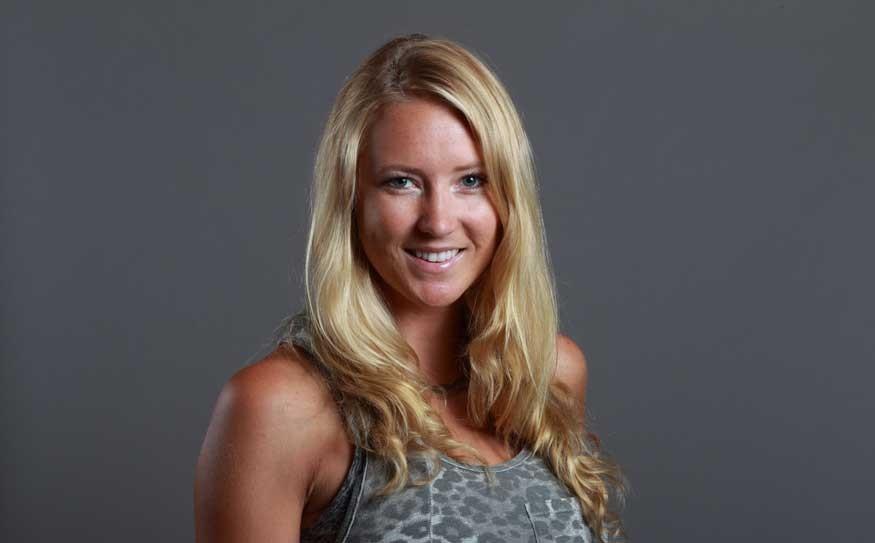 Эшли МакИвор - горнолыжница (Канада)