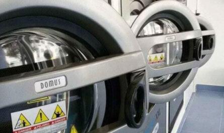 Чем промышленные стиральные машины лучше бытовых?