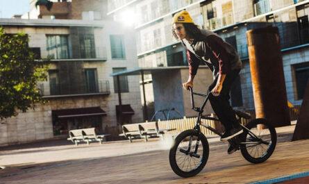 Как путешествовать с велосипедом BMX?