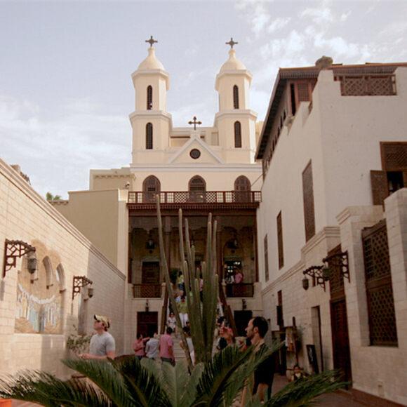 Висячая церковь Девы Марии