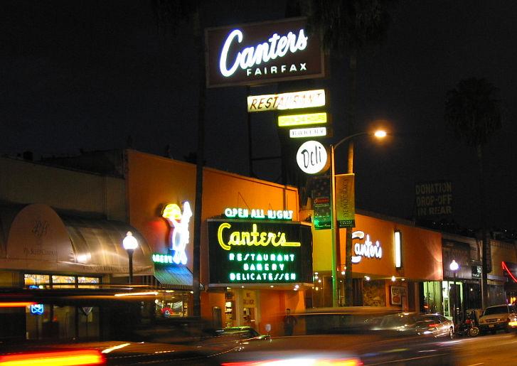 """""""Кантерс"""", Лос-Анджелес"""