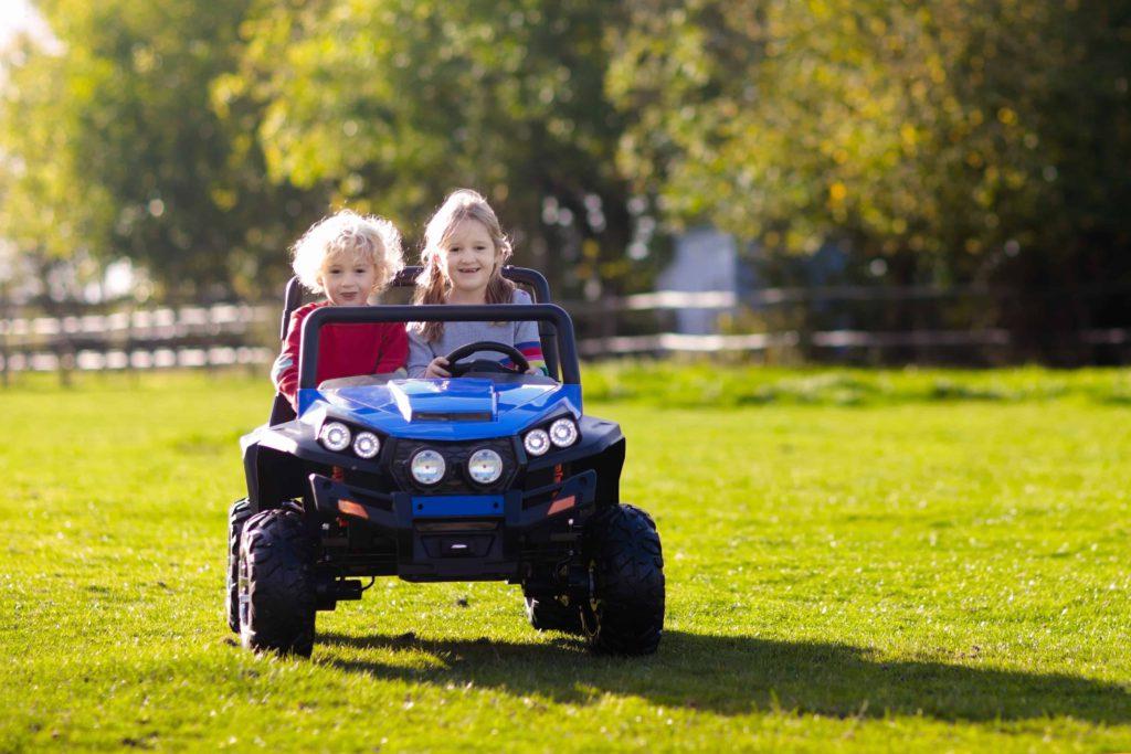 Часто задаваемые вопросы об электромобилях для детей