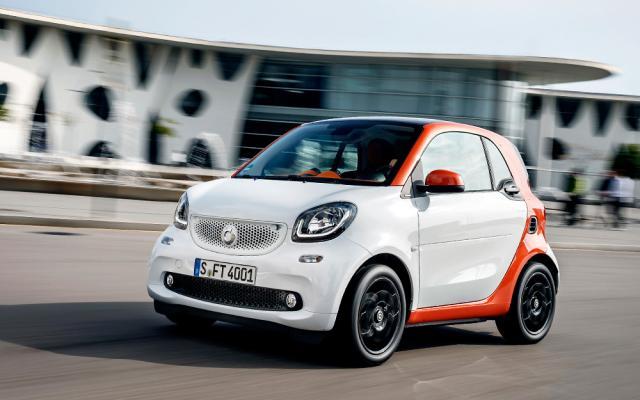 Эти автомобили идеально подходят для городского использования