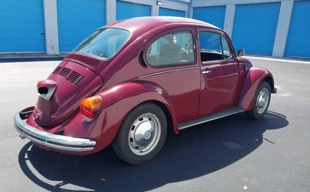 Смарт построен на базе VW Beetle
