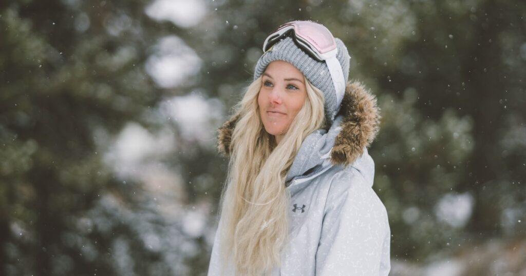Силье Норендаль - сноубордистка (Норвегия)