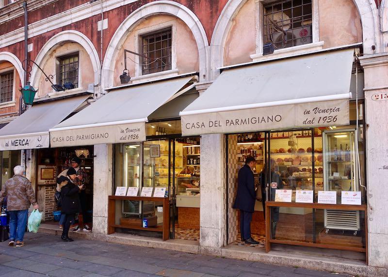 """""""Casa del Parmigiano"""", Венеция"""