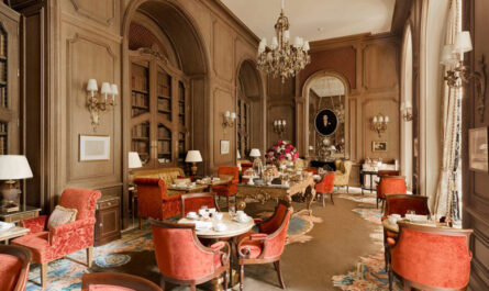 5 самых легендарных отелей мира