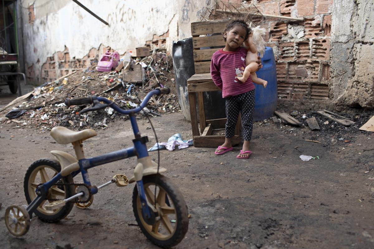 В странах Латинской Америки живет 130 млн малоимущих