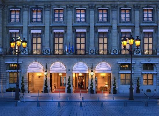 Ритц, Париж