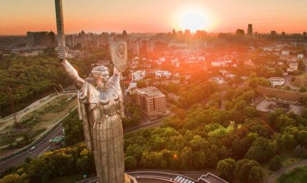 Любопытные факты о столице Украины - Киеве