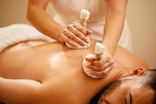 Индия: Аюрведический массаж