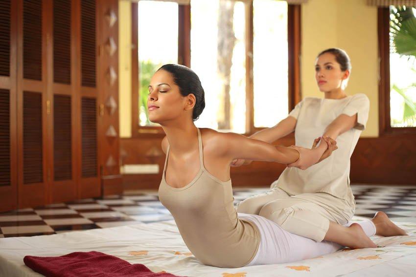 Таиланд: Тайский массаж